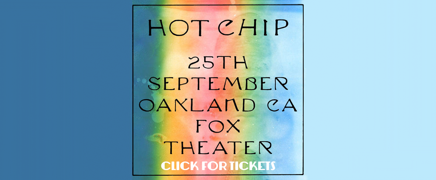 Hot Chip at Fox Theater Oakland