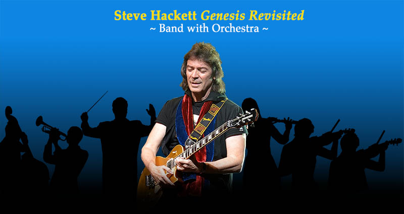 Steve Hackett at Fox Theater Oakland