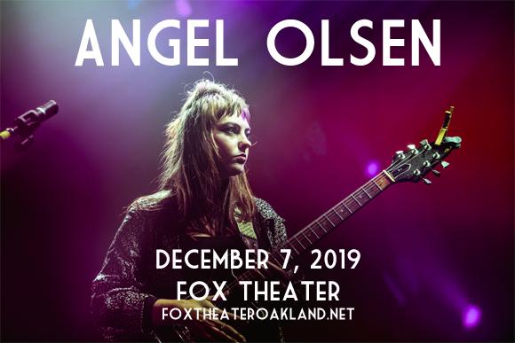 Angel Olsen at Fox Theater Oakland
