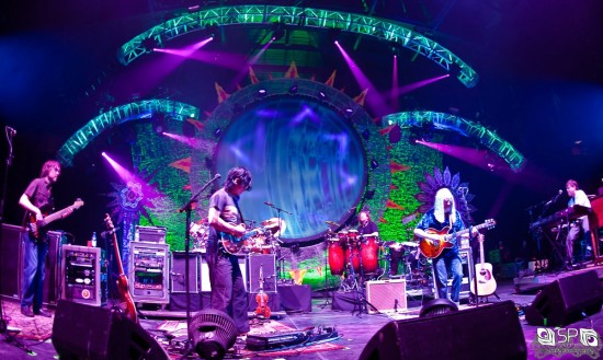 String Cheese Incident at Fox Theater Oakland