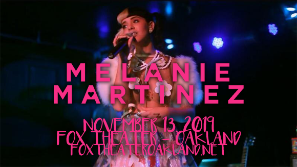 Melanie Martinez - Musician at Fox Theater Oakland