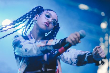 FKA Twigs at Fox Theater Oakland
