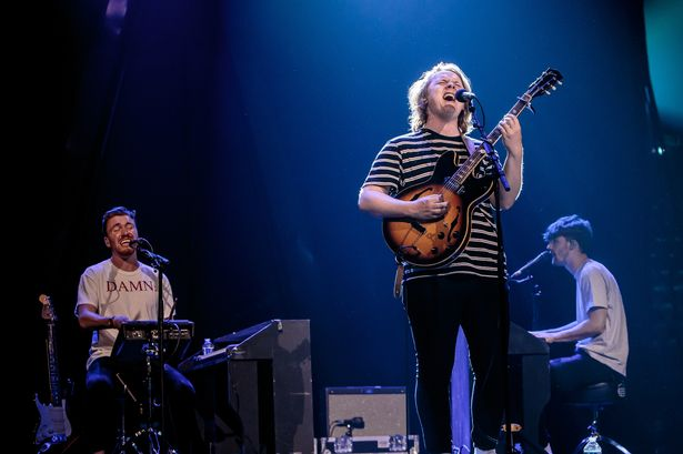Lewis Capaldi at Fox Theater Oakland