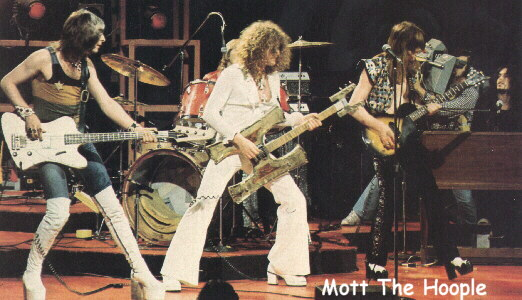Mott The Hoople at Fox Theater Oakland