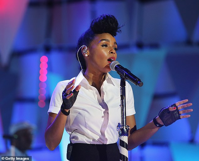 Janelle Monae at Fox Theater Oakland