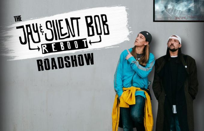 Jay And Silent Bob Reboot Roadshow at Fox Theater Oakland