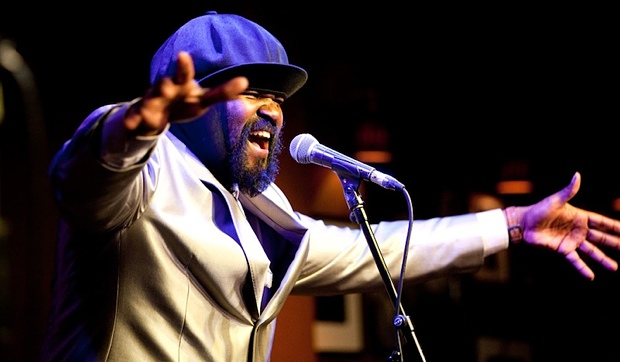 Gregory Porter at Fox Theater Oakland
