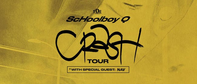 Schoolboy Q at Fox Theater Oakland