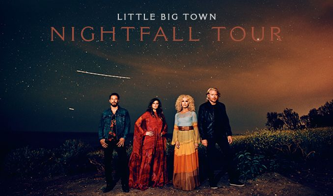 Little Big Town & Caitlyn Smith at Fox Theater Oakland