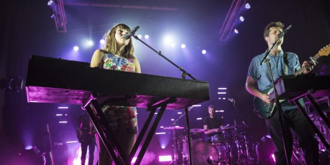 Oh Wonder [CANCELLED] at Fox Theater Oakland
