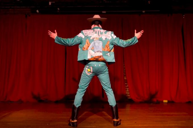 Orville Peck at Fox Theater Oakland