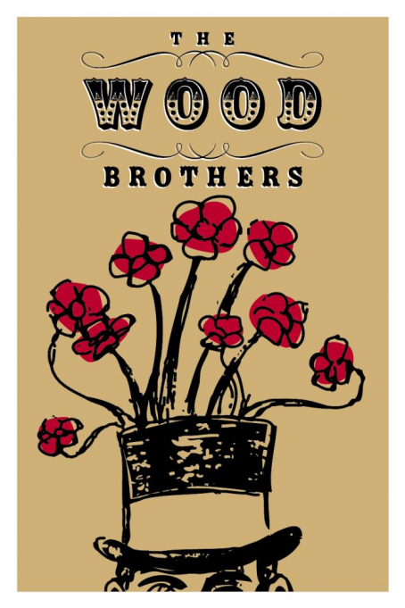 The Wood Brothers at Fox Theater Oakland