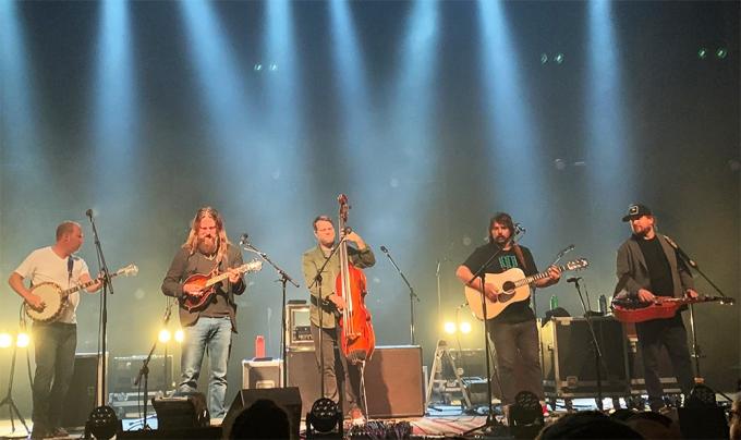 Greensky Bluegrass at Fox Theater Oakland