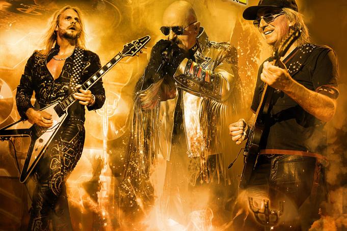 Judas Priest at Fox Theater Oakland