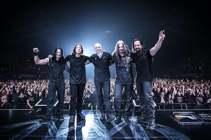 Dream Theater at Fox Theater Oakland