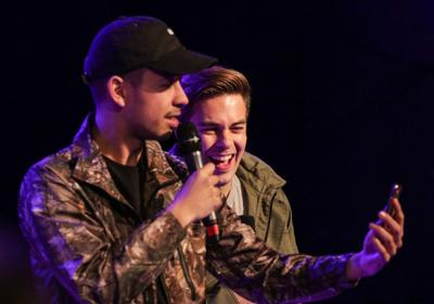 Tiny Meat Gang Tour: Cody Ko & Noel Miller [CANCELLED] at Fox Theater Oakland